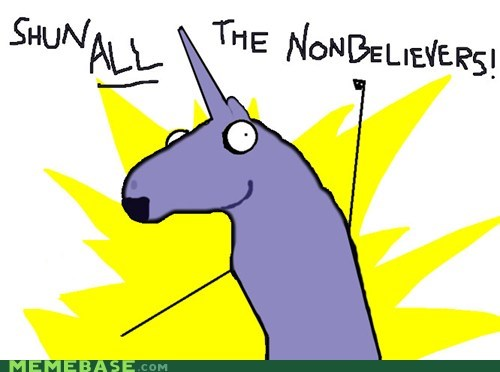 all the things,candy mountain,charlie the unicorn,nonbelievers