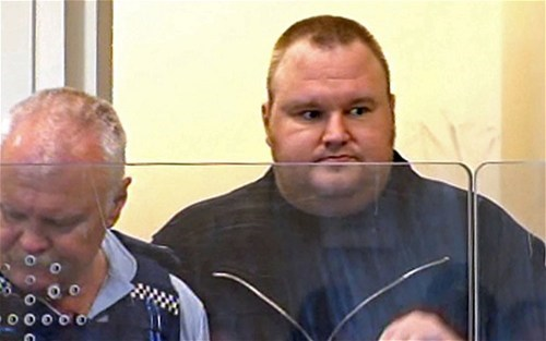 Follow Up of the Day: Megaupload Founder Denied Bail at Second Hearing