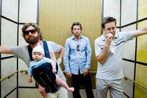 The Hangover 3 of the Day