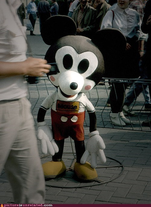 Mickey's Sketchy Brother