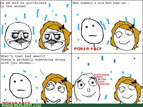 Rage Comics: The Pipes Are Rumbling