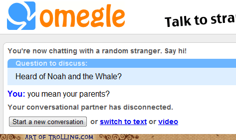 Omegle,parents,spymode,whale