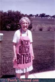 apron,grandma,grandma is saucy