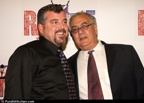 Barney Frank to Wed