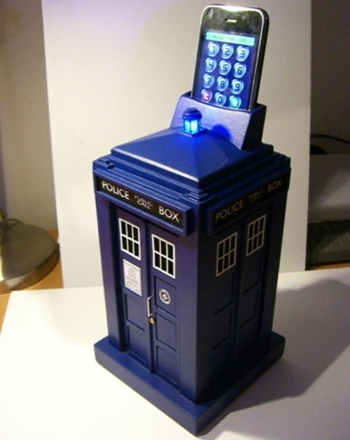 TARDIS Safe of the Day