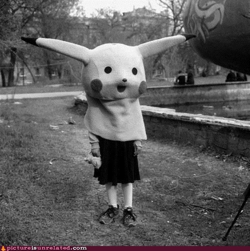 In Soviet Russia, Pikachu Catches You!