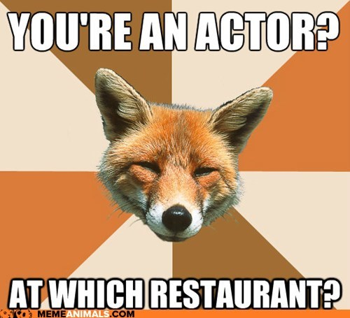 "Condescending Fox: I Really Liked You in ""Where's My F*#%ing Refill: The Movie"""