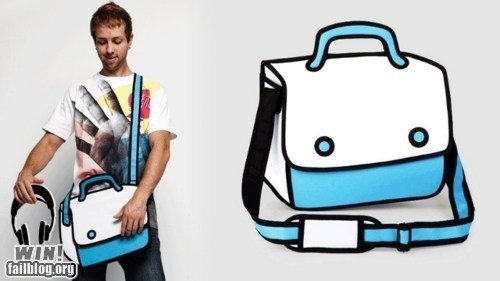 Cartoon Bag WIN