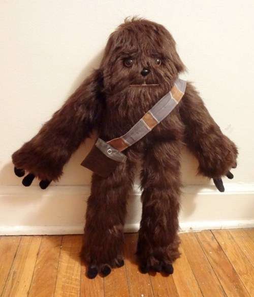 Adorable Chewbacca Plush of the Day