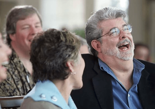 Kids To Interview George Lucas of the Day