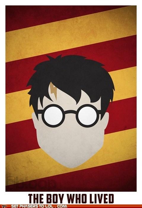 Minimalist Harry