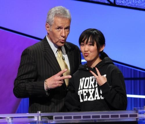 Trebek's Magnum Look of the Day