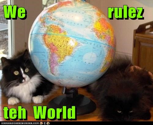 We                         rulez  teh  World