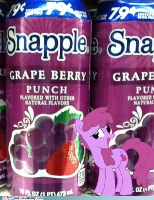 Berry Punch's Favorite Drink