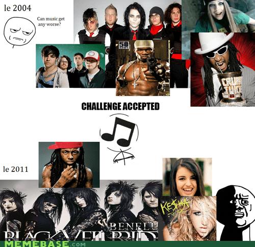 challenge,kesha,Music,Rage Comics,why