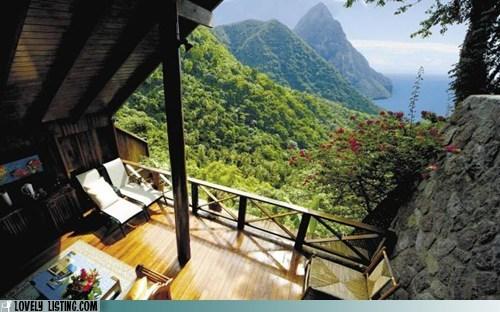cabin,fireplace,Forest,mountain,ocean,open