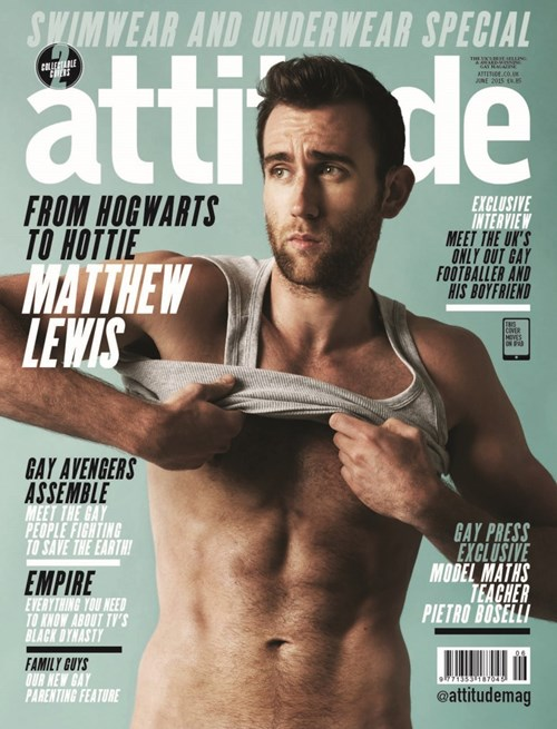 Longbottom of the Day: Matthew Lewis Returns to Show More Neville