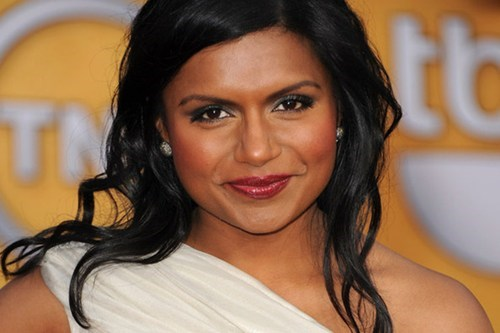 Mindy Kaling Pilot of the Day