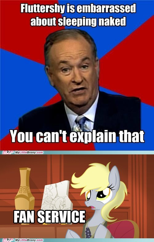 Derpy Can Explain