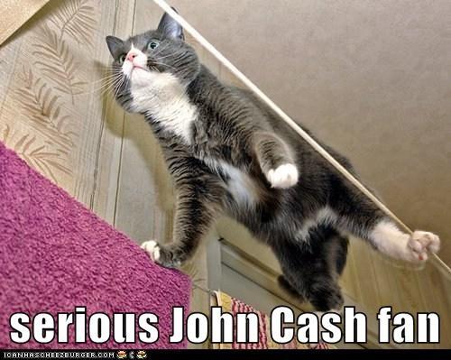 serious John Cash fan