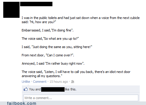 classic,conversation,facepalm,oops,phone,toilet
