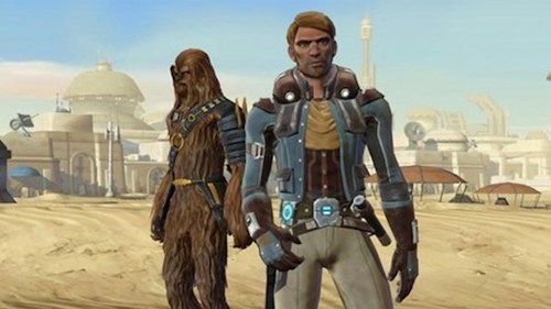 Star Wars: The Old Republic Gay Controversy of the Day