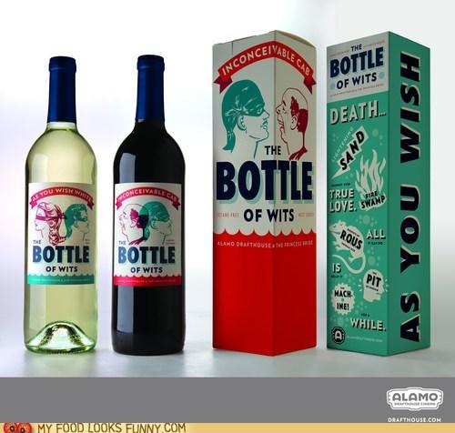 best of the week,bottle,label,marketing,Movie,princess bride,wine