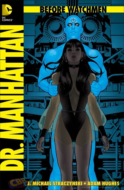 Before Watchmen Covers of the Day
