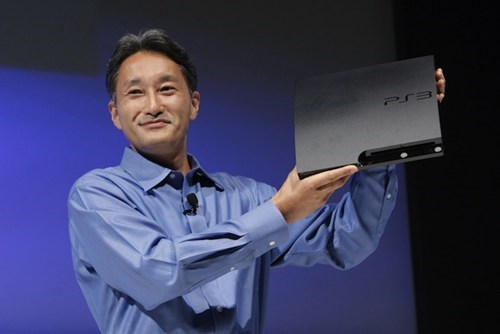 New Sony CEO of the Day