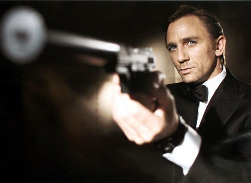 James Bond Turns 50 of the Day