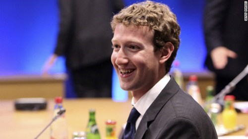 Follow Up of the Day: Facebook Files IPO Papers