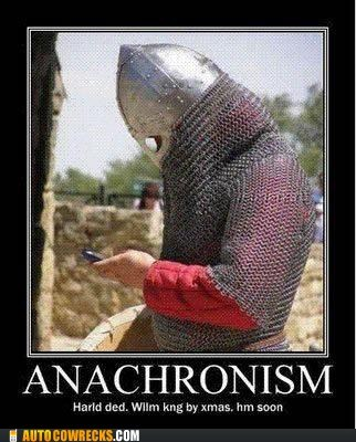 anachronism,AutocoWrecks,big words,g rated,Hall of Fame,knight,middle ages,motivational