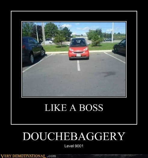 DOUCHEBAGGERY