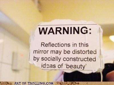beauty,best of week,IRL,mirror,reflection
