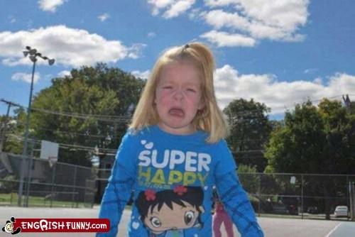 child,creys,crying,shirt,super happy
