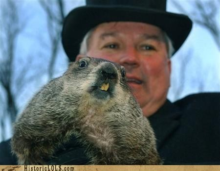 This Day in History: The First Groundhog Day