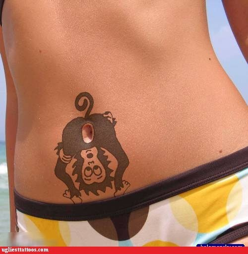 monkey,monkey bunghole,shirtless,swimwear