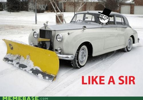 Like a Plow