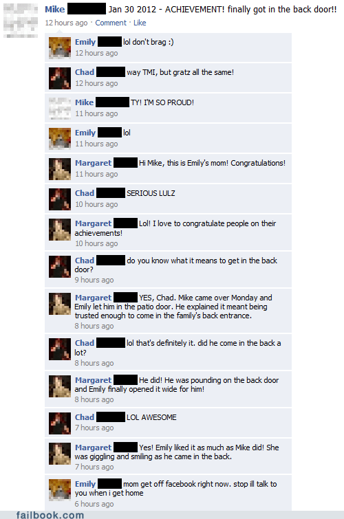 "Failbook: The ""Back Door"""