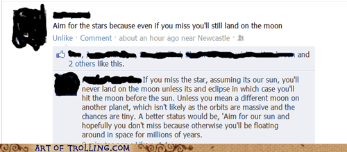 Scientifically Boring Status