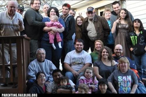 family photos,flipping the bird,oh grandpa