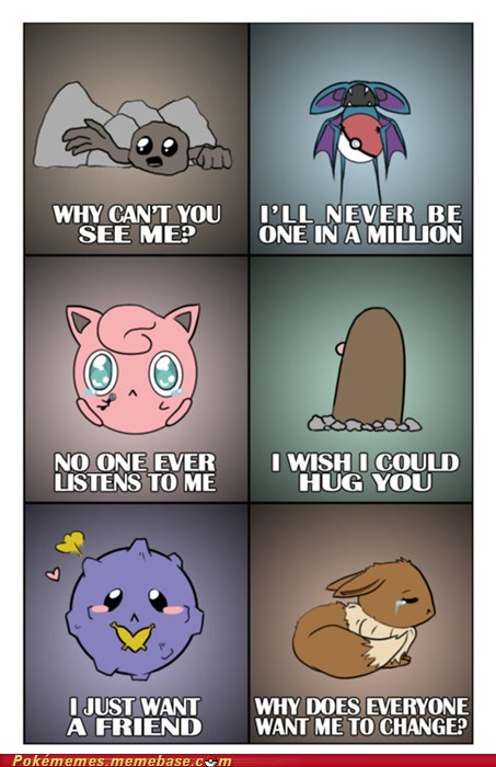 Pokémon Problems