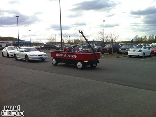 Radio Flyer WIN