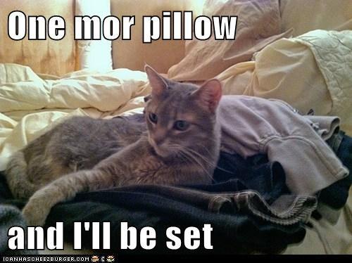 One mor pillow