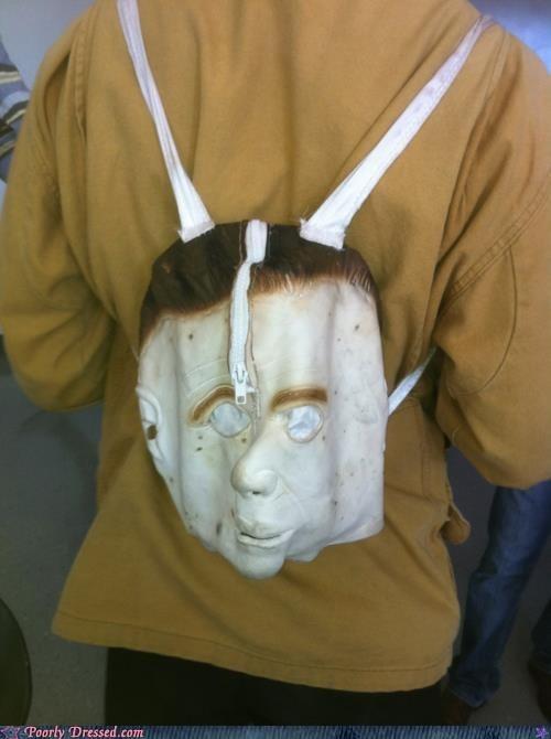 backpack,halloween,johnny,michael,nightmares,scary,Terrifying