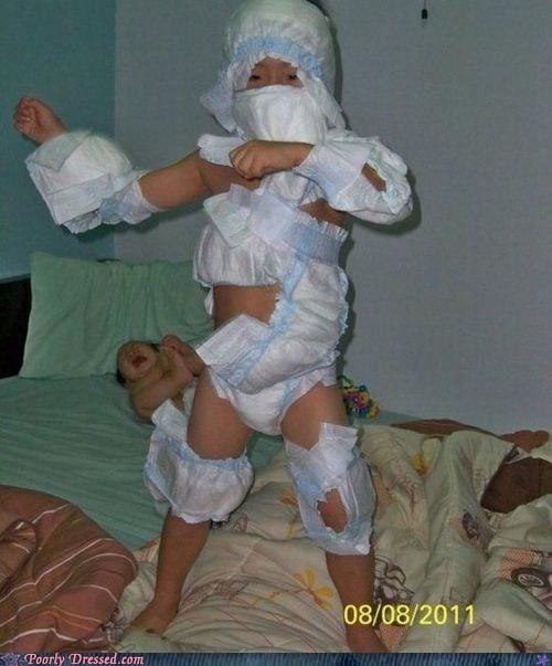 diaper,diapers,ninja,parenting