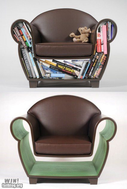 Book Chair WIN
