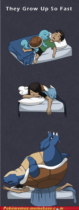Pokémemes: Still My Little Buddy