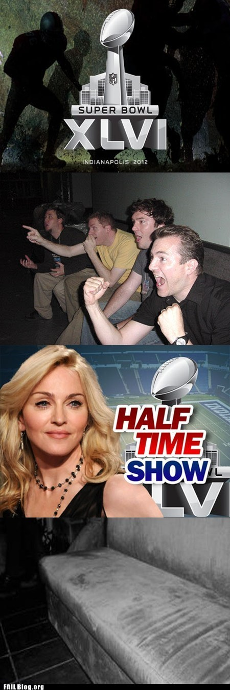 Let's Hope This Halftime Isn't as FAILy as Last year!
