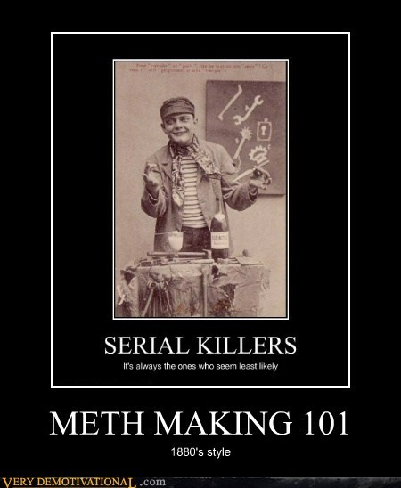 METH MAKING 101